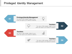 Privileged Identity Management Ppt PowerPoint Presentation Infographics Inspiration Cpb