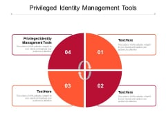 Privileged Identity Management Tools Ppt PowerPoint Presentation Visual Aids Cpb Pdf