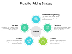 Proactive Pricing Strategy Ppt PowerPoint Presentation Layouts Deck Cpb