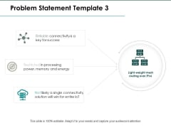 Problem Statement Planning Ppt PowerPoint Presentation Slides Graphics Download