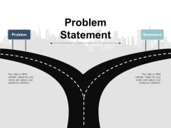 Problem Statement Ppt PowerPoint Presentation Outline Designs