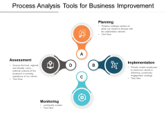 Process Analysis Tools For Business Improvement Ppt PowerPoint Presentation Infographics Sample