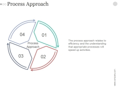 Process Approach Ppt PowerPoint Presentation Background Images