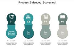 Process Balanced Scorecard Ppt PowerPoint Presentation Show Objects Cpb