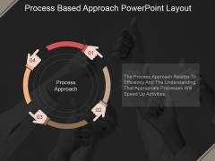 Process Based Approach Ppt PowerPoint Presentation Example File