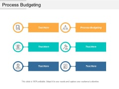 Process Budgeting Ppt PowerPoint Presentation Infographics Inspiration Cpb