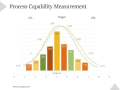 Process Capability Measurement Ppt PowerPoint Presentation Rules