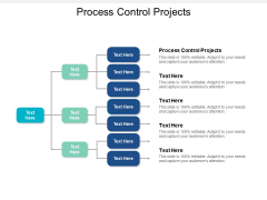 Process Control Projects Ppt PowerPoint Presentation Inspiration Display Cpb