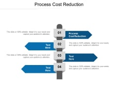 Process Cost Reduction Ppt PowerPoint Presentation File Show Cpb