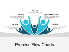 Process Flow Charts Ppt PowerPoint Presentation Icon Introduction Cpb