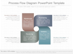 Process Flow Diagram Powerpoint Template