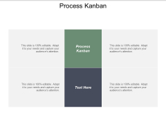Process Kanban Ppt PowerPoint Presentation Inspiration Slide Cpb