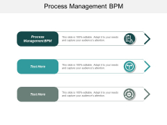 Process Management Bpm Ppt Powerpoint Presentation Model Tips Cpb
