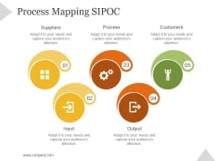 Process Mapping Sipoc Ppt PowerPoint Presentation Example File