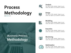Process Methodology Business Ppt Powerpoint Presentation Infographic Template Display
