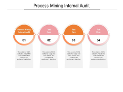 Process Mining Internal Audit Ppt PowerPoint Presentation Pictures Templates Cpb Pdf