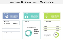 Process Of Business People Management Ppt PowerPoint Presentation File Background Image PDF