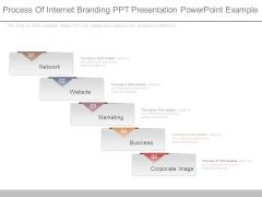 Process Of Internet Branding Ppt Presentation Powerpoint Example