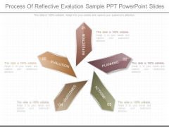 Process Of Reflective Evolution Sample Ppt Powerpoint Slides