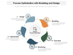 Process Optimization With Modeling And Design Ppt PowerPoint Presentation Professional Example PDF