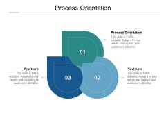 Process Orientation Ppt PowerPoint Presentation Inspiration Maker Cpb Pdf