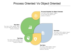 Process Oriented Vs Object Oriented Ppt PowerPoint Presentation Styles Slide Cpb
