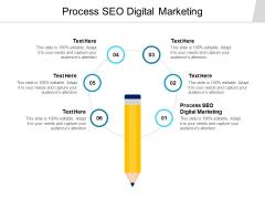 Process SEO Digital Marketing Ppt PowerPoint Presentation Summary Gridlines Cpb