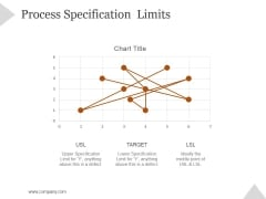 Process Specification Limits Ppt PowerPoint Presentation Diagrams