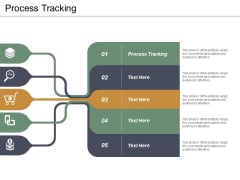 Process Tracking Ppt PowerPoint Presentation Professional Slide Cpb