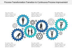 Process Transformation Transition To Continuous Process Improvement Ppt PowerPoint Presentation Ideas Demonstration