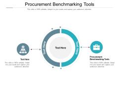 Procurement Benchmarking Tools Ppt PowerPoint Presentation Professional Inspiration Cpb Pdf