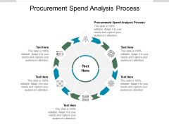 Procurement Spend Analysis Process Ppt PowerPoint Presentation Portfolio Graphics Example Cpb Pdf