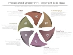 Product Brand Strategy Ppt Powerpoint Slide Ideas