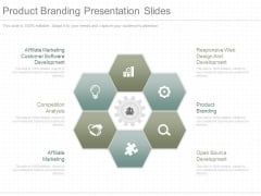 Product Branding Presentation Slides