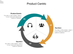 Product Centric Ppt PowerPoint Presentation Ideas Background Images Cpb