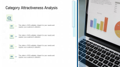 Product Commercialization Action Plan Category Attractiveness Analysis Ppt Portfolio Professional PDF