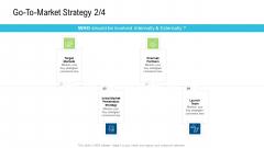 Product Commercialization Action Plan Go To Market Strategy Penetration Portrait PDF