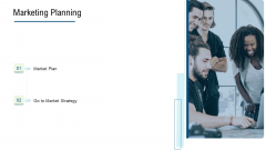 Product Commercialization Action Plan Marketing Planning Pictures PDF