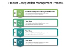 Product Configuration Management Process Ppt PowerPoint Presentation Styles Gridlines Cpb