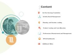 Product Cost Management PCM Content Ppt Layouts Graphics Design PDF