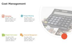 Product Cost Management PCM Cost Management Capture Ppt Pictures Designs PDF