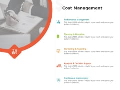 Product Cost Management PCM Cost Management Ppt Show Microsoft PDF