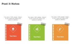 Product Cost Management PCM Post It Notes Ppt Icon Guide PDF