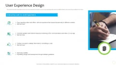 Product Demand Administration User Experience Design Diagrams PDF