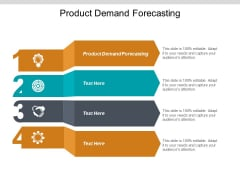 Product Demand Forecasting Ppt PowerPoint Presentation Layouts Background Cpb