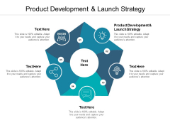 Product Development And Launch Strategy Ppt PowerPoint Presentation Portfolio Graphics Tutorials Cpb