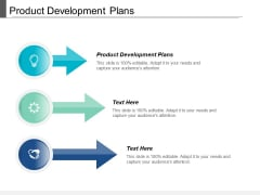 Product Development Plans Ppt PowerPoint Presentation Professional Templates