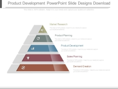 Product Development Powerpoint Slide Designs Download