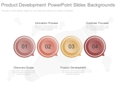 Product Development Powerpoint Slides Backgrounds