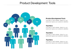 Product Development Tools Ppt PowerPoint Presentation Model Background Image Cpb